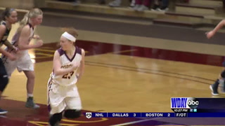Concordia women's basketball falls to Bethel at home