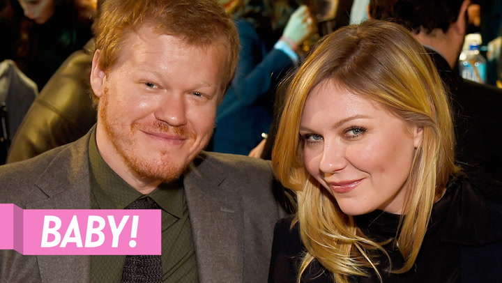 Kirsten Dunst Isn't Stressing About Shedding Her Post-Pregnancy Weight: 'I Don't Care'