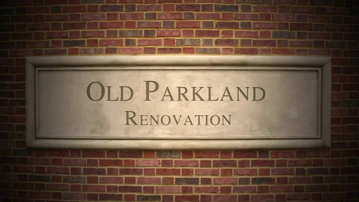 Building Restoration Video on Old Parkland Hospital