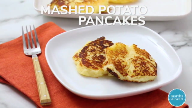 Mashed Potato Pancakes Video