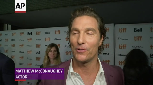 McConaughey: Burt Reynolds 'gave me a lot of laughs'