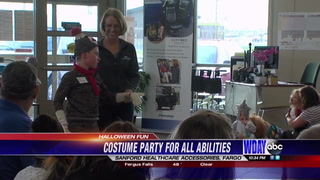 Costume party for all abilities