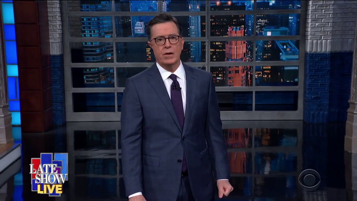 Stephen Colbert Calls Out Bernie Sanders' Sexist Supporters