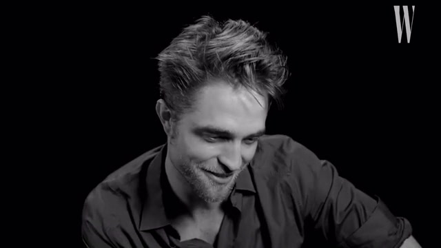 Robert Pattinson Tells the Story of His First Kiss