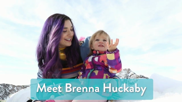 Para Snowboarder Brenna Huckaby Shares Her Proudest Moment Before the 2018 Paralympics