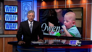 Owen heads home after spending 300 days in NICU