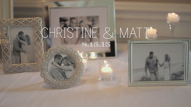 Christine + Matt | Wilmington , North Carolina | Bluewater Grill
