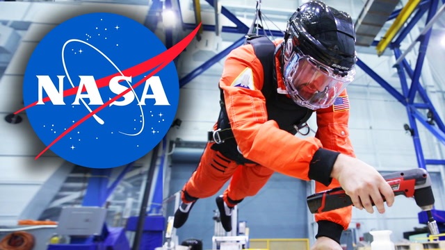 We Trained With NASA Astronauts