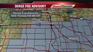 StormTRACKER Weather: Foggy Start