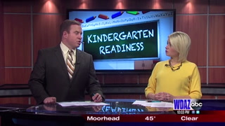 Minnesota preparing kids for kindergarten