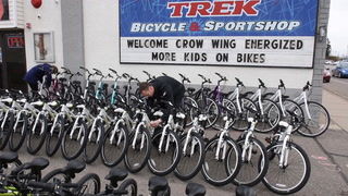 Crow Wing Energized Bike Fleet Loaded