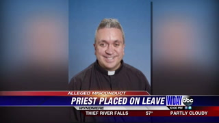 Area pastor placed on administrative leave