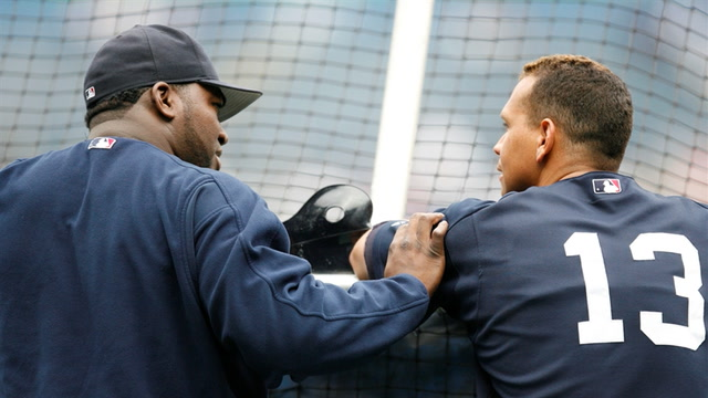 AROD: My Yankee teams were obsessed with the Red Sox