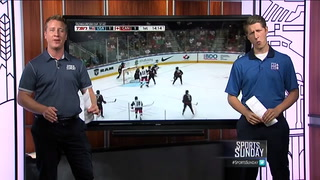 Sports Sunday August 12th: Huglen's goal is the play of the week