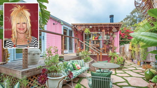 Funky Designer Betsey Johnson's $2M Malibu Mobile Home Is So, So Her
