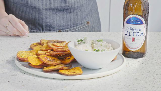 These Oven Baked Sweet Potato Fries Are Our New Favorite Dish