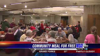 Local church hosts Thanksgiving meal for community members