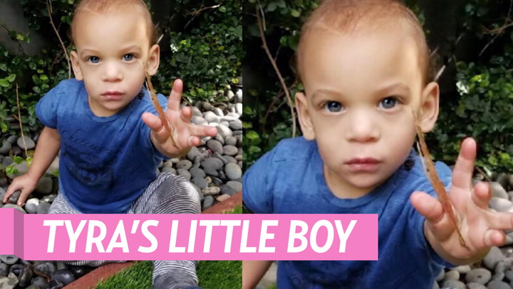 Tyra Banks' Son York Knows How to Smize, But She 'Is Not Into' the 3-Year-Old Following Her Model Footsteps
