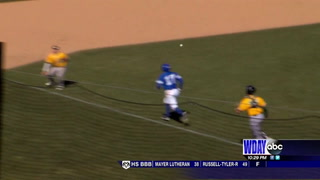Johnson leads Bison baseball past Fort Wayne