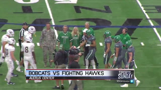 Sports Sunday September 24th: Fighting Hawks searching for answers after another tough loss
