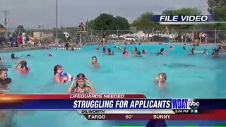 The City Of Dilworth Looking For Lifeguards For Summer Pool Hours