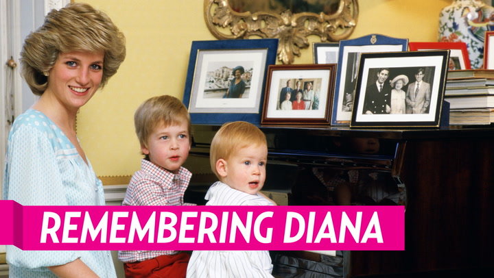 Prince William and Prince Harry Commission Statue of Princess Diana to Commemorate 20th Anniversary of Her Death