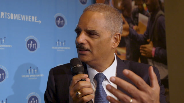 Eric Holder to Justice Department employees: Stay put