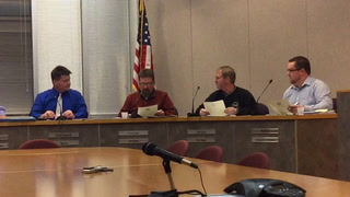 Cloquet city council swear in new members