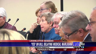 Medical Marijuana law start date pushed back