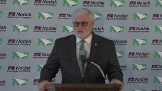 UND Athletic Department Press Conference
