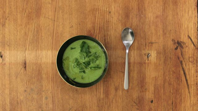 An Avocado Soup That Will Forever Change Your Feelings About Gazpacho