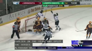 UND women's hockey team wants to stay the course