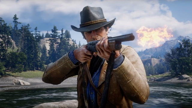 Red Dead 2's Gameplay Opens the Door For Awesome Options - Unlocked 357