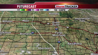StormTRACKER Forecast: Tuesday Morning