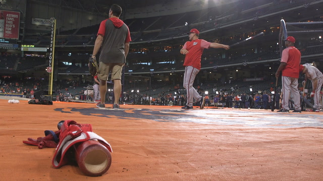 Meet the Nats fans in Houston for the World Series