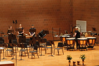 Morris Area's Best of Site percussion performance
