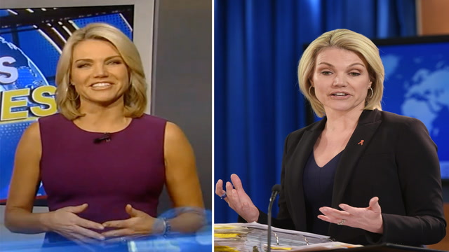From Fox News journalist to diplomat: Nauert to be nominated as next U.N. ambassador
