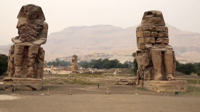 A Day in Luxor, Egypt