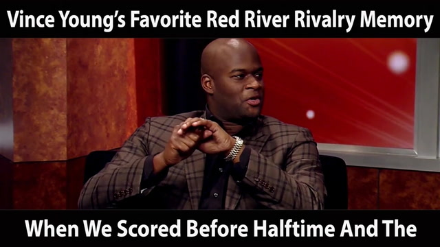 Vince Young's Favorite Red River Rivalry Memory | The Scoop