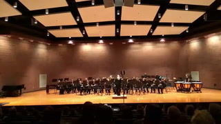 Morris Area Wind Ensemble performs