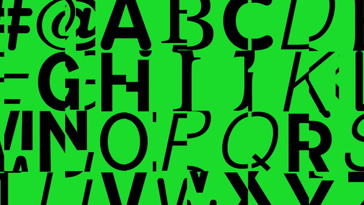 Can Cutting Letters In Half Help You Read Faster Online?