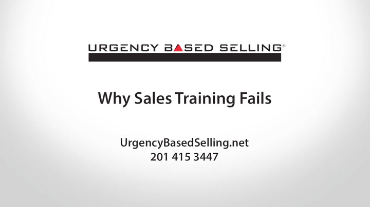 Why Sales Training Fails | Andy Gole