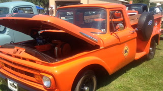 Beldenville Old Car Club Show