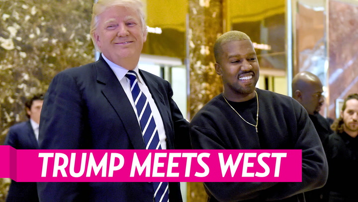Kanye West Tweets: I Met With President-Elect Donald Trump 'to Discuss Multicultural Issues'