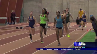 UND hosts first track and field meet at High Performance Center