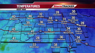 StormTRACKER Weather: Thursday Midday Forecast