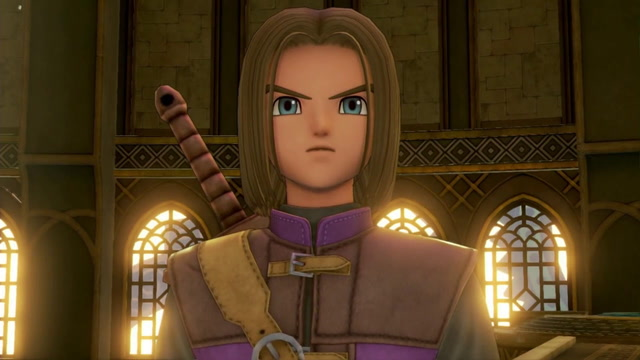 Dragon Quest XI S: Echoes of an Elusive Age - Definitive Age - Overview Trailer