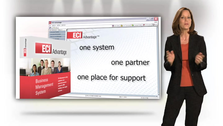 ECi Advantage™ Video