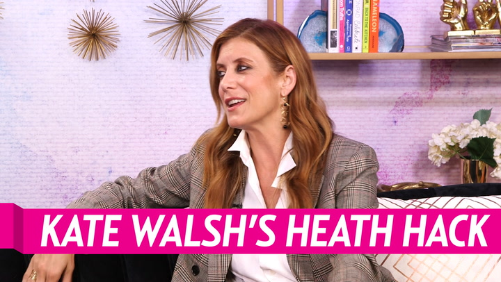 Kate Walsh, 51, Is Now Our Wellness Guru Thanks to All Her Ageless Diet, Fitness, Wellness Tips