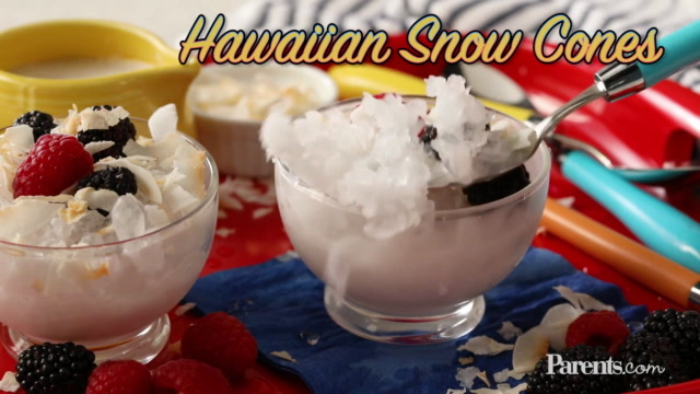 Hawaiian Snow Cones